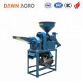 DAWN AGRO Máquina de molino de arroz con molino de harina de arroz combinado