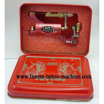 HIgh Quality newest style classcial piture colorful Rotary Tattoo Machine on Hot Sale