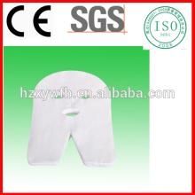 Bricolage chiffon ou masque facial cosmétique comprimé par papier