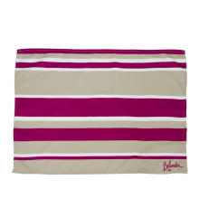 2018 Kefei Hot Style 100% poliéster impressão toalha de chá