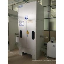 Machine d'alimentation automatisée vers le bas