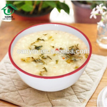 Atacado cerâmica barato salada branca tigela resistente ao calor
