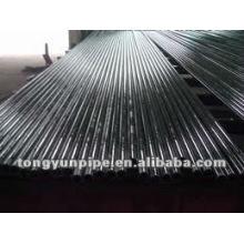 Tubo de acero ASTM SA179