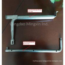 Aluminum Coated Pipes Aluminized Steel Pipe JIS G3314, SA1d 60/60g