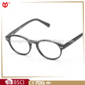 classical round shape PC frame reading glasses