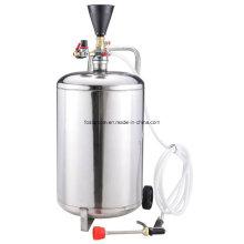 Stainless Steel Barrel Foam Wax Water Two Use Machine