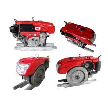 Одноцилиндровый дизельный двигатель с водяным охлаждением