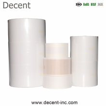 Decent Wholesale Blank Direct Thermal Barcode Paper Labels Sticker Rolls Blank Label Rolls Thermal Shipping Labels