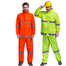 Reflective Workwear, 300d Oxford 100% Polyester PU Coated, En Class 3