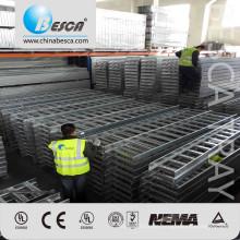 Großverkauf der fabrik NEMA VE1 Kabel Leiter Für Kabel Unterstützung