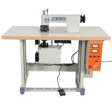 Industrial ultrasonic lace embroidery machine