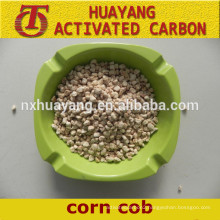 Chinese Corn Cob granule/corn cob grits for Mushroom