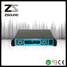 Zsound D2000q 4CH Professional Audio Digital Power AMP Management System