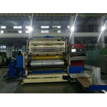 Stretch Film Extruder LLDPE Plast Film Machine Pris
