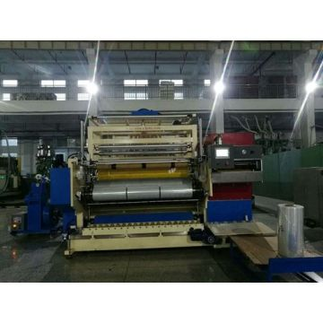 Stretch Film Extruder LLDPE Mesin Film Film Plastik