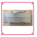 heavy duty platform ladder aluminium foldable working bench