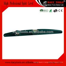 Instruments de mesure de niveau d'eau KC-37011Le niveau de fonte de construction magnétique de haute qualité