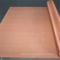Großhandel Kupfer infundiert Stoff Emi Rf EMF Abschirmung Kupfer Mesh gewebt Netting