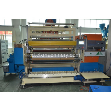 High-end Stretch Film Machine dalam Promosi
