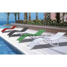 Garten Strand Rattan Chaise Lounge
