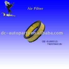 Элемент воздушного фильтра для Форд оригинального номера:6166512