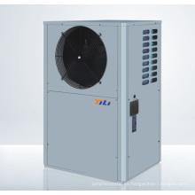 Calentador de agua de fuente comercial aire - suelo radiante