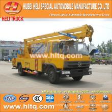 DONGFENG 4x2 HLQ5108GJKE LKW mit Liftplattform 18M preiswerter Preis heißer Verkauf für Verkauf