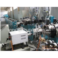 Sj-65 Pe Lined Galvanized Steel Pipe Production Line