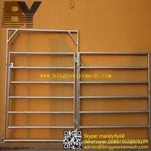 Puerta del caballo del panel de la ganadería de la alta calidad
