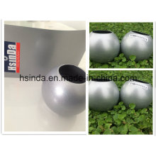 Прямая поставка на заводе Ral 9006 Metallic Powder Coating