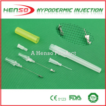 Henso Stéril Medical Disposable Safety IV Catheter