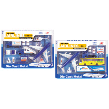 En71 Approval Die Cast Plane Toy Metal Toy Set (H2868062)