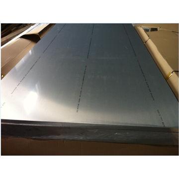 2024 Placa de alumínio laminada a quente para aeronaves
