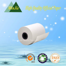 Rollo de papel térmico de la mejor calidad 58m