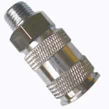 pneumatic compressor parts male thread quick coupling