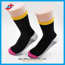 2015 Boys Casual Multi Farben Baumwolle Günstige Sport Socken / Custom Elite Socken
