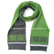 Новый дизайн моды жаккардовый шарф