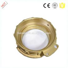 Acoplamiento de forraje de latón Tankwagon DIN 28450 VK con buena calidad