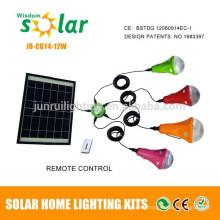 CE y patente solar recargable LED iluminación del hogar (JR-SL988)