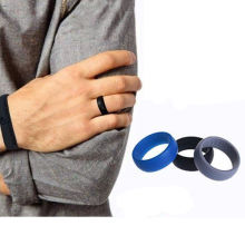 Creative Gift Fashion Soft Silicone Finger Promotional Ring