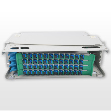 Rack Mount 72 Core Main Distribution Frame ODF