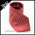 Corbata de encargo del corbata de seda del logotipo del golf