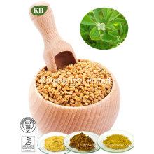 Высококачественный экстракт семян пажитника Фуростанол сапонины, салюки пажитника