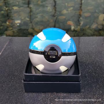 2016 nuevo diseño Hot Magic Ball Power Bank cargador Pokemon