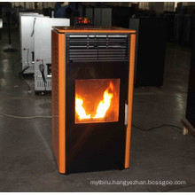Indoor Automatic Heating Wood Buring Pellet Stove