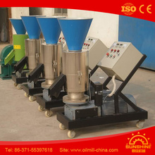 Poultry Feed Pellet Making Machine Flat Die Pellet Mill