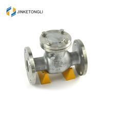 JKTLPC106 горизонтальные кованые стальные управление потоком остановить проверить работу клапана