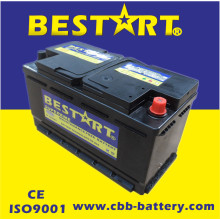 Dry Cell 12V 100ah Mini Bus Car Battery Sealed Mf Car Battery