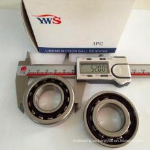 7205b Rodamiento de bolitas de contacto angular de 45 grados