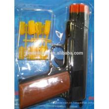 Pistola de juguete de bala de plástico JML